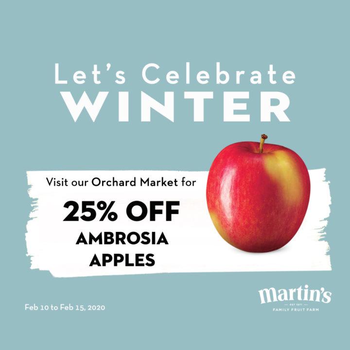 Let's celebrate winter!