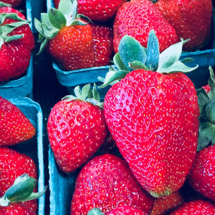 Summer Strawberries are here!