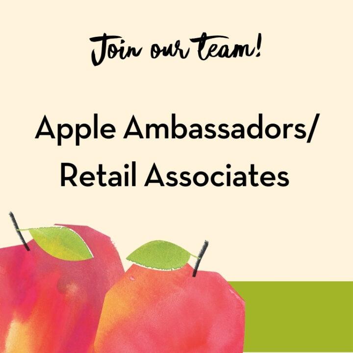 Apple Ambassador/Retail Associate