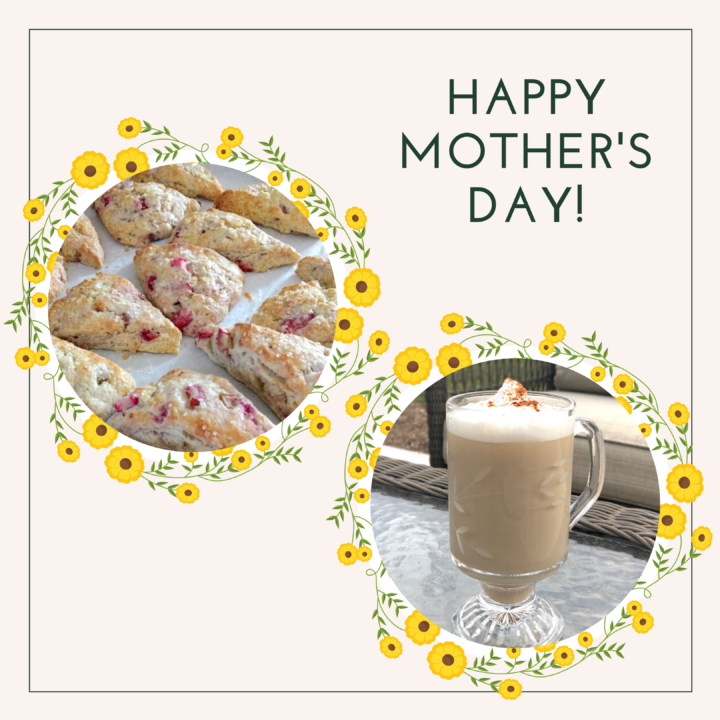 A special treat for mom!