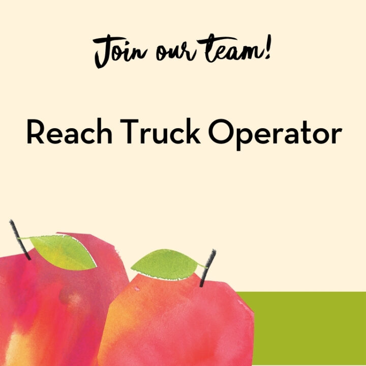 Reach Truck Operator